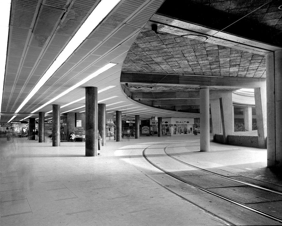 Straßenbahnstation Schottentor