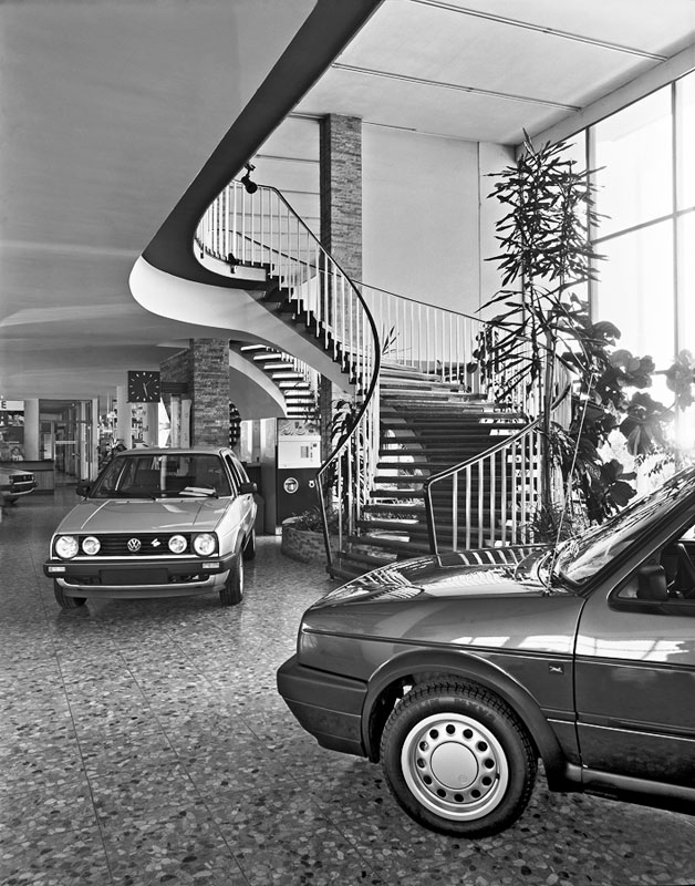 VW Triesterstraße