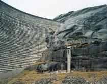 Staumauer Grimselsee, CH