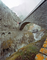 Alte und neue Teufelsbrücke 1, CH
