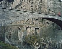Alte und neue Teufelsbrücke 4, CH