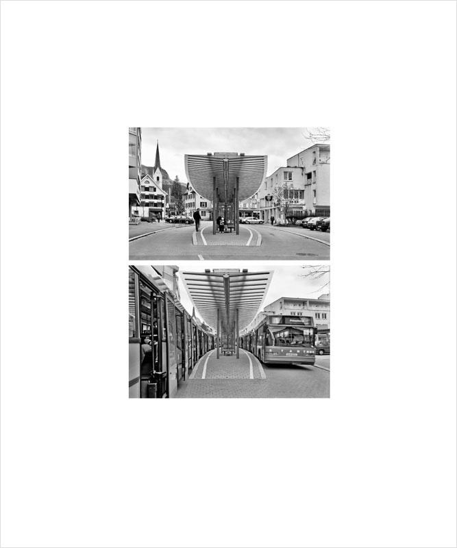 Busstation Dornbirn, Arch. Wolfgang Ritsch