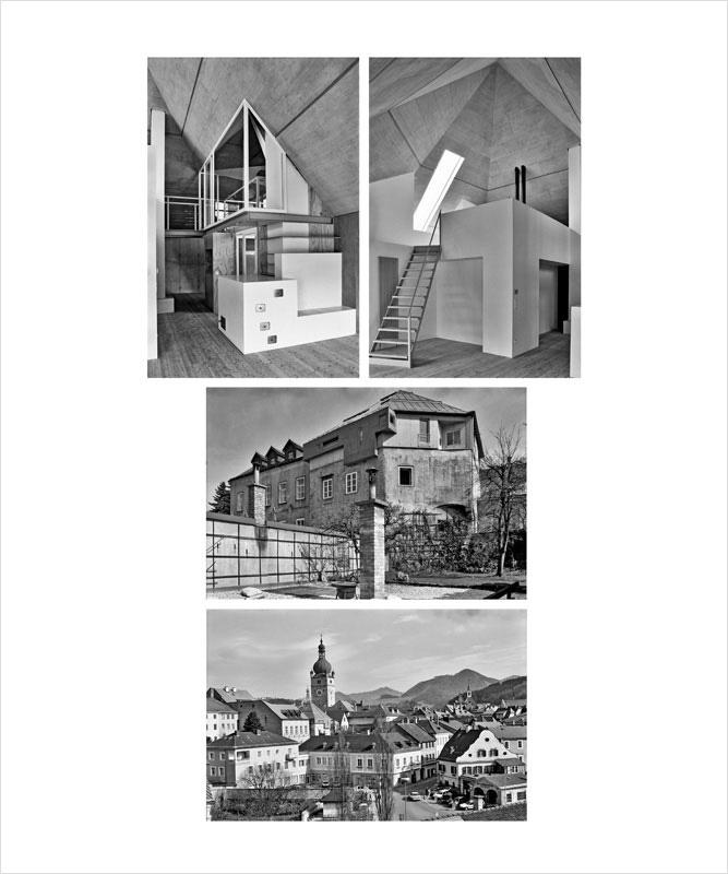Turmausbau Waidhofen, Arch. Ernst Beneder