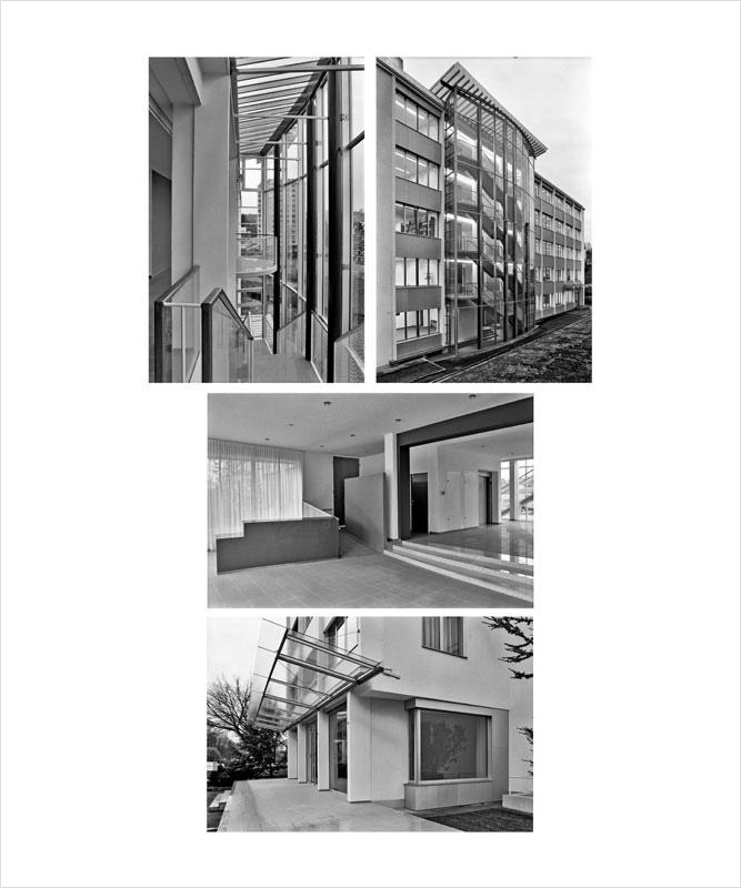 Bürohausumbau Linz, Arch. Rudolf Prohazka