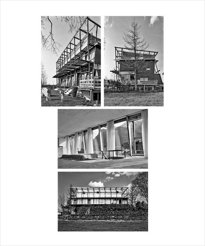Zweifamilienhaus Glanegg, Arch. Max Rieder