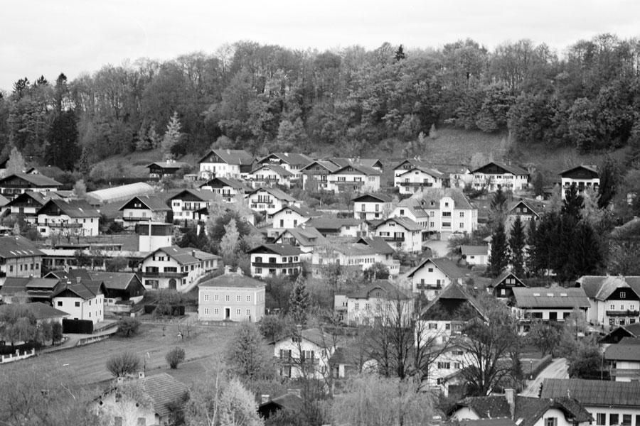 Vom Siedeln und Hausen